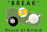 BREAK - House of Billard