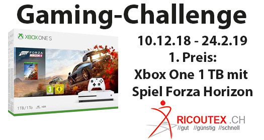 Gaming Challenge